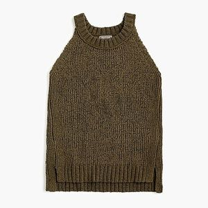 nwt jcrew sweater tank j0928